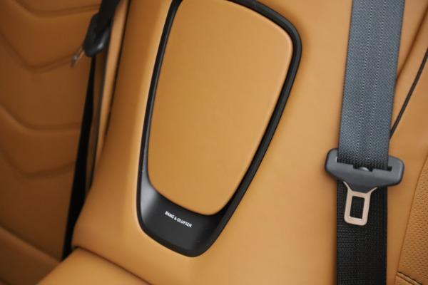 New 2021 Aston Martin DBS Superleggera Volante Convertible for sale $402,786 at Bugatti of Greenwich in Greenwich CT 06830 18