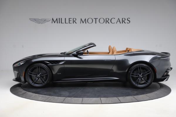 New 2021 Aston Martin DBS Superleggera Volante Convertible for sale $402,786 at Bugatti of Greenwich in Greenwich CT 06830 2