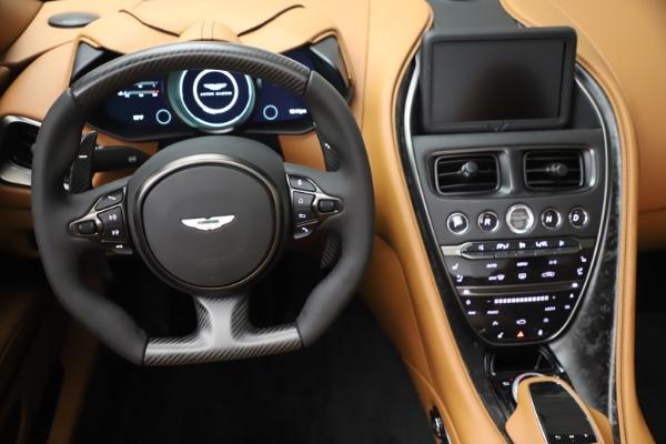 New 2021 Aston Martin DBS Superleggera Volante Convertible for sale $402,786 at Bugatti of Greenwich in Greenwich CT 06830 20