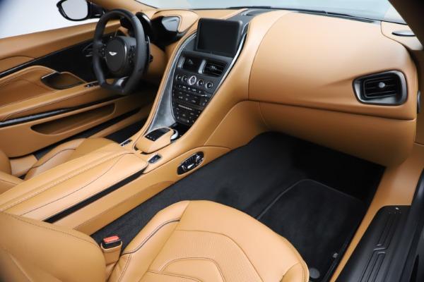 New 2021 Aston Martin DBS Superleggera Volante Convertible for sale $402,786 at Bugatti of Greenwich in Greenwich CT 06830 21