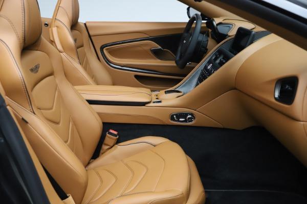 New 2021 Aston Martin DBS Superleggera Volante Convertible for sale $402,786 at Bugatti of Greenwich in Greenwich CT 06830 22