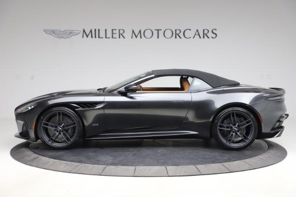 New 2021 Aston Martin DBS Superleggera Volante Convertible for sale $402,786 at Bugatti of Greenwich in Greenwich CT 06830 26