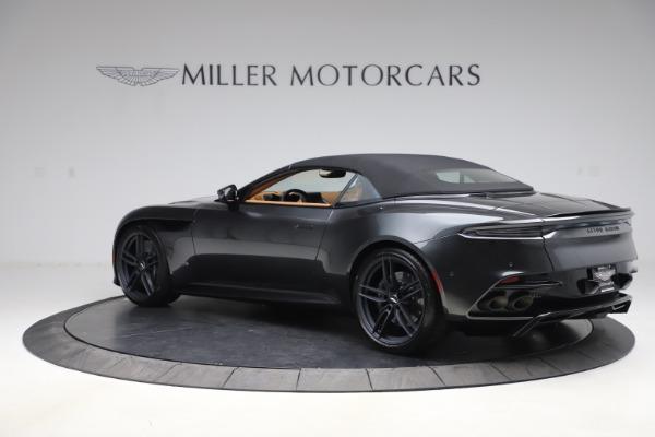 New 2021 Aston Martin DBS Superleggera Volante Convertible for sale $402,786 at Bugatti of Greenwich in Greenwich CT 06830 27