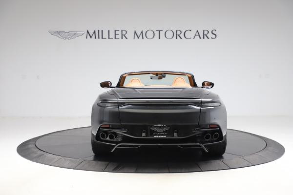 New 2021 Aston Martin DBS Superleggera Volante Convertible for sale $402,786 at Bugatti of Greenwich in Greenwich CT 06830 5
