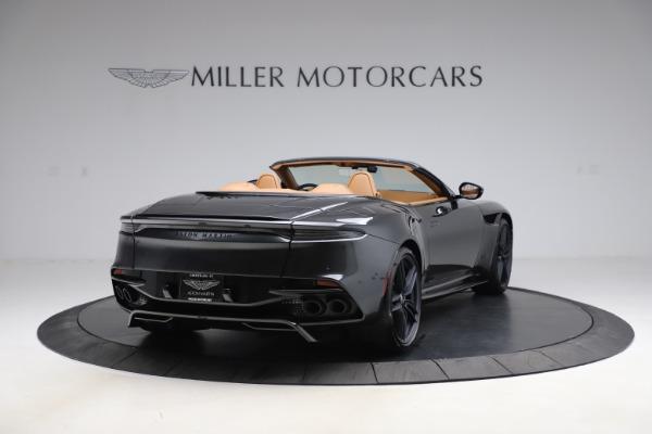 New 2021 Aston Martin DBS Superleggera Volante Convertible for sale $402,786 at Bugatti of Greenwich in Greenwich CT 06830 6