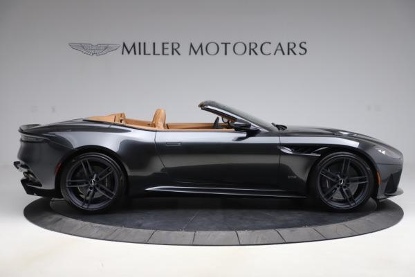 New 2021 Aston Martin DBS Superleggera Volante Convertible for sale $402,786 at Bugatti of Greenwich in Greenwich CT 06830 8