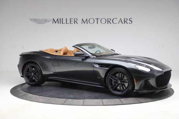 New 2021 Aston Martin DBS Superleggera Volante Convertible for sale $402,786 at Bugatti of Greenwich in Greenwich CT 06830 9