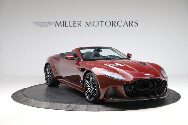 New 2021 Aston Martin DBS Superleggera Volante for sale $362,486 at Bugatti of Greenwich in Greenwich CT 06830 10