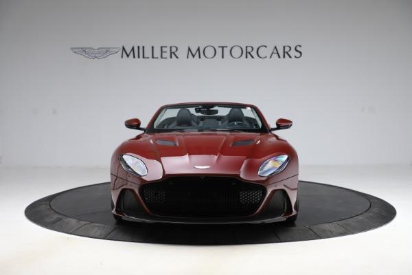 New 2021 Aston Martin DBS Superleggera Volante for sale $362,486 at Bugatti of Greenwich in Greenwich CT 06830 11