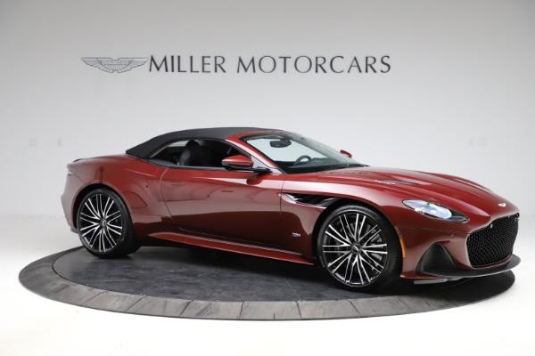 New 2021 Aston Martin DBS Superleggera Volante for sale $362,486 at Bugatti of Greenwich in Greenwich CT 06830 13