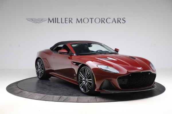 New 2021 Aston Martin DBS Superleggera Volante for sale $362,486 at Bugatti of Greenwich in Greenwich CT 06830 14