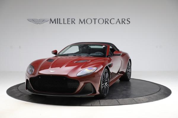 New 2021 Aston Martin DBS Superleggera Volante for sale $362,486 at Bugatti of Greenwich in Greenwich CT 06830 16