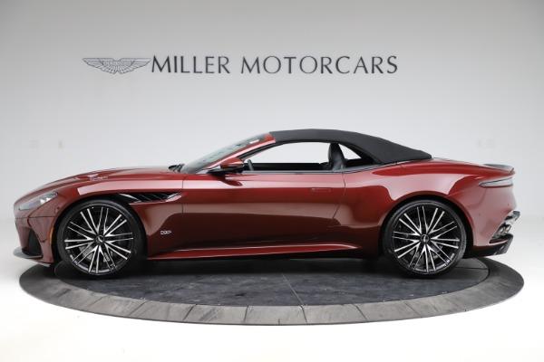 New 2021 Aston Martin DBS Superleggera Volante for sale $362,486 at Bugatti of Greenwich in Greenwich CT 06830 17