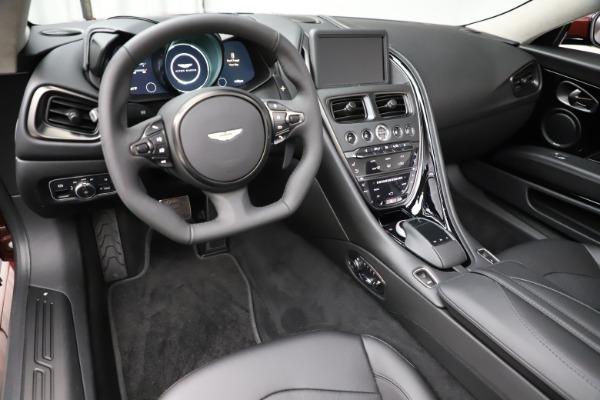 New 2021 Aston Martin DBS Superleggera Volante for sale $362,486 at Bugatti of Greenwich in Greenwich CT 06830 19