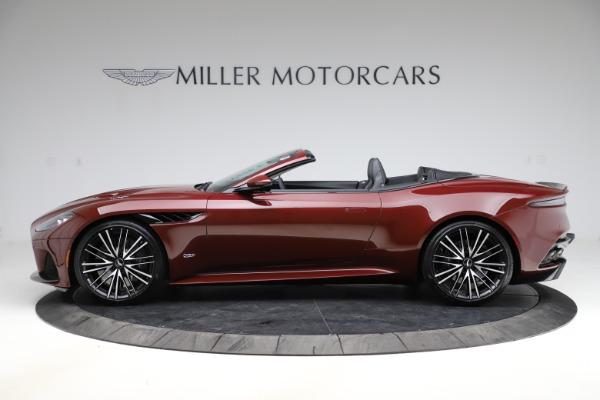 New 2021 Aston Martin DBS Superleggera Volante for sale $362,486 at Bugatti of Greenwich in Greenwich CT 06830 2