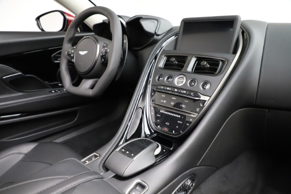 New 2021 Aston Martin DBS Superleggera Volante for sale $362,486 at Bugatti of Greenwich in Greenwich CT 06830 22