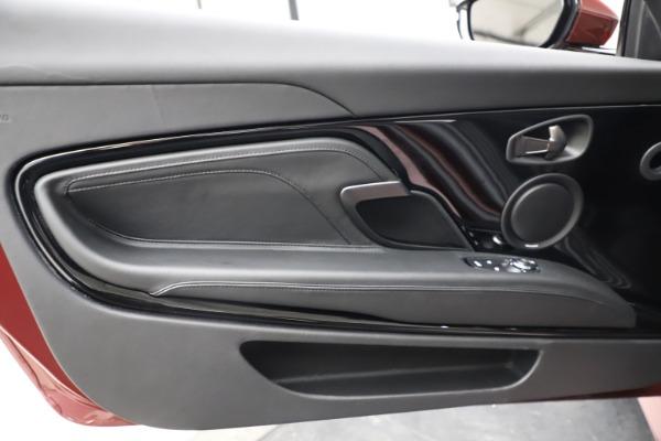 New 2021 Aston Martin DBS Superleggera Volante for sale $362,486 at Bugatti of Greenwich in Greenwich CT 06830 23