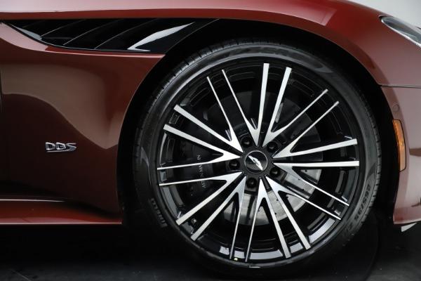 New 2021 Aston Martin DBS Superleggera Volante for sale $362,486 at Bugatti of Greenwich in Greenwich CT 06830 24