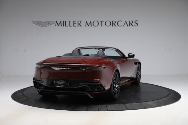 New 2021 Aston Martin DBS Superleggera Volante for sale $362,486 at Bugatti of Greenwich in Greenwich CT 06830 6