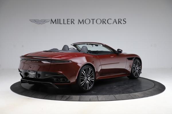 New 2021 Aston Martin DBS Superleggera Volante for sale $362,486 at Bugatti of Greenwich in Greenwich CT 06830 7