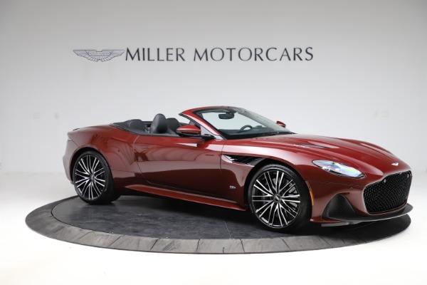 New 2021 Aston Martin DBS Superleggera Volante for sale $362,486 at Bugatti of Greenwich in Greenwich CT 06830 9
