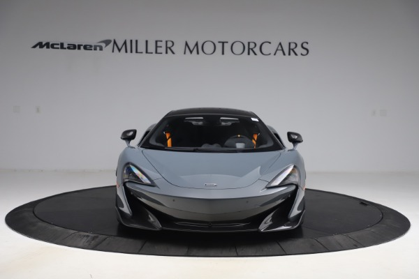 Used 2019 McLaren 600LT Coupe for sale $229,900 at Bugatti of Greenwich in Greenwich CT 06830 10