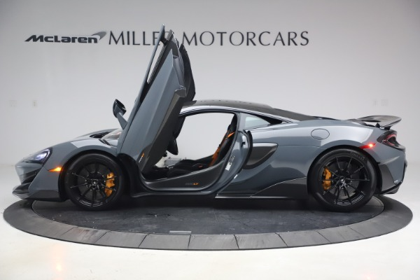 Used 2019 McLaren 600LT Coupe for sale $229,900 at Bugatti of Greenwich in Greenwich CT 06830 13