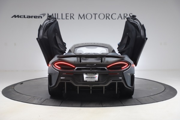 Used 2019 McLaren 600LT Coupe for sale $229,900 at Bugatti of Greenwich in Greenwich CT 06830 15