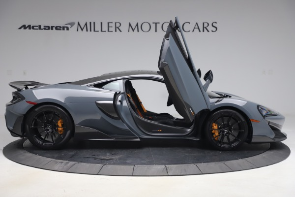 Used 2019 McLaren 600LT Coupe for sale $229,900 at Bugatti of Greenwich in Greenwich CT 06830 17