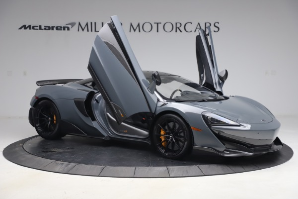 Used 2019 McLaren 600LT Coupe for sale $229,900 at Bugatti of Greenwich in Greenwich CT 06830 18