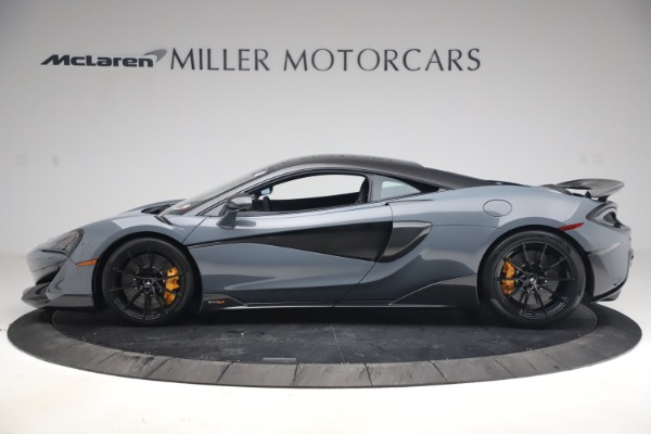 Used 2019 McLaren 600LT Coupe for sale $229,900 at Bugatti of Greenwich in Greenwich CT 06830 2