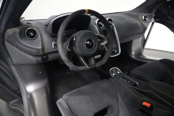 Used 2019 McLaren 600LT Coupe for sale $229,900 at Bugatti of Greenwich in Greenwich CT 06830 22