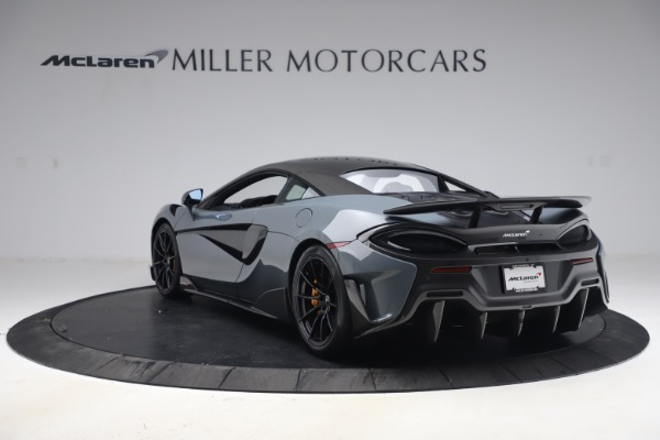 Used 2019 McLaren 600LT Coupe for sale $229,900 at Bugatti of Greenwich in Greenwich CT 06830 4