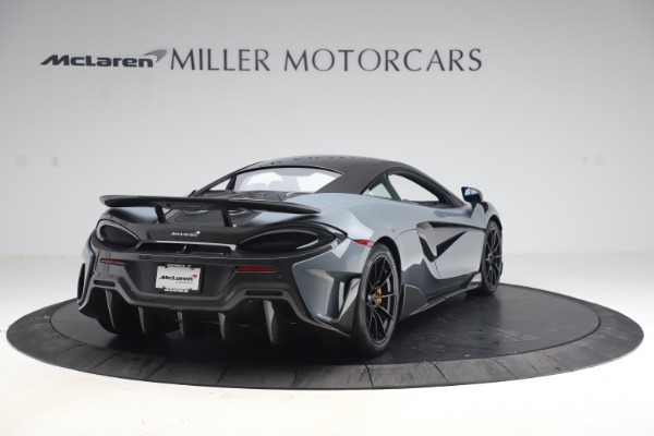 Used 2019 McLaren 600LT Coupe for sale $229,900 at Bugatti of Greenwich in Greenwich CT 06830 6
