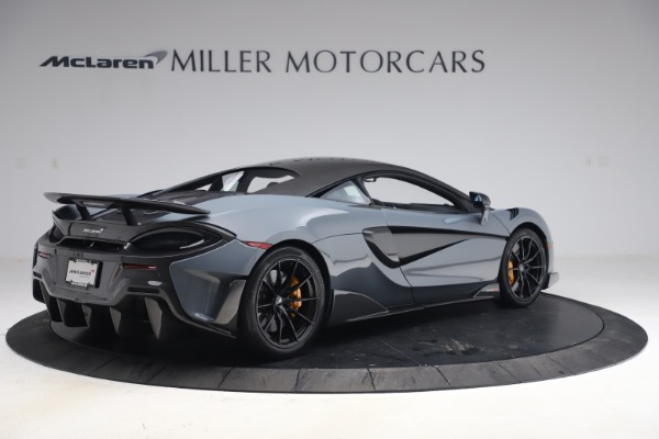 Used 2019 McLaren 600LT Coupe for sale $229,900 at Bugatti of Greenwich in Greenwich CT 06830 7