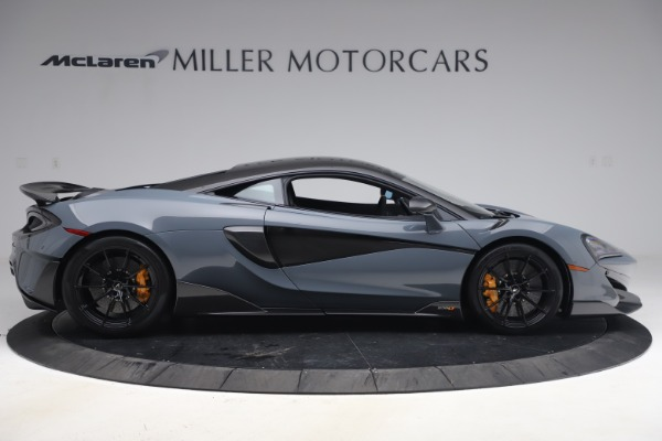 Used 2019 McLaren 600LT Coupe for sale $229,900 at Bugatti of Greenwich in Greenwich CT 06830 8