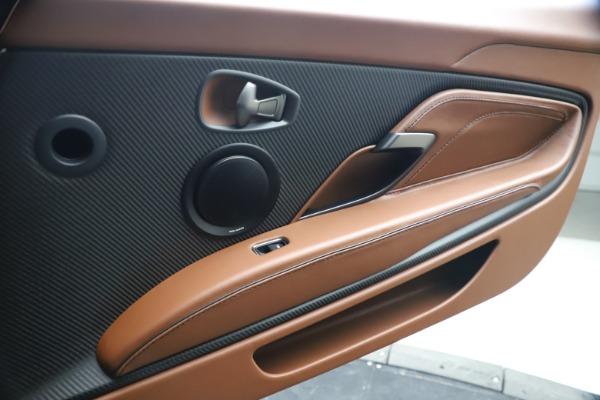 Used 2020 Aston Martin DBS Superleggera for sale $295,900 at Bugatti of Greenwich in Greenwich CT 06830 18