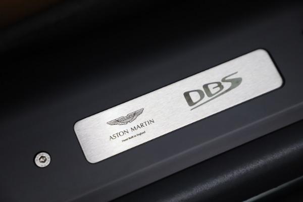 Used 2020 Aston Martin DBS Superleggera for sale $295,900 at Bugatti of Greenwich in Greenwich CT 06830 21
