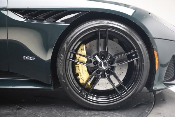 Used 2020 Aston Martin DBS Superleggera for sale $295,900 at Bugatti of Greenwich in Greenwich CT 06830 23