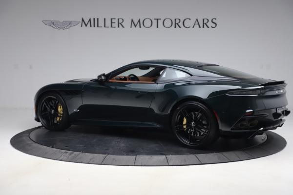 Used 2020 Aston Martin DBS Superleggera for sale $295,900 at Bugatti of Greenwich in Greenwich CT 06830 3