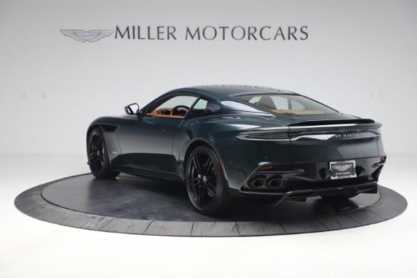 Used 2020 Aston Martin DBS Superleggera for sale $295,900 at Bugatti of Greenwich in Greenwich CT 06830 4