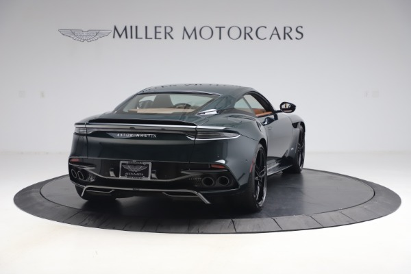 Used 2020 Aston Martin DBS Superleggera for sale $295,900 at Bugatti of Greenwich in Greenwich CT 06830 6