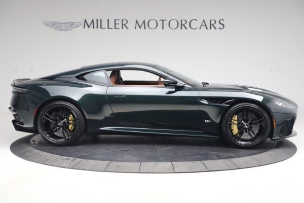 Used 2020 Aston Martin DBS Superleggera for sale $295,900 at Bugatti of Greenwich in Greenwich CT 06830 8