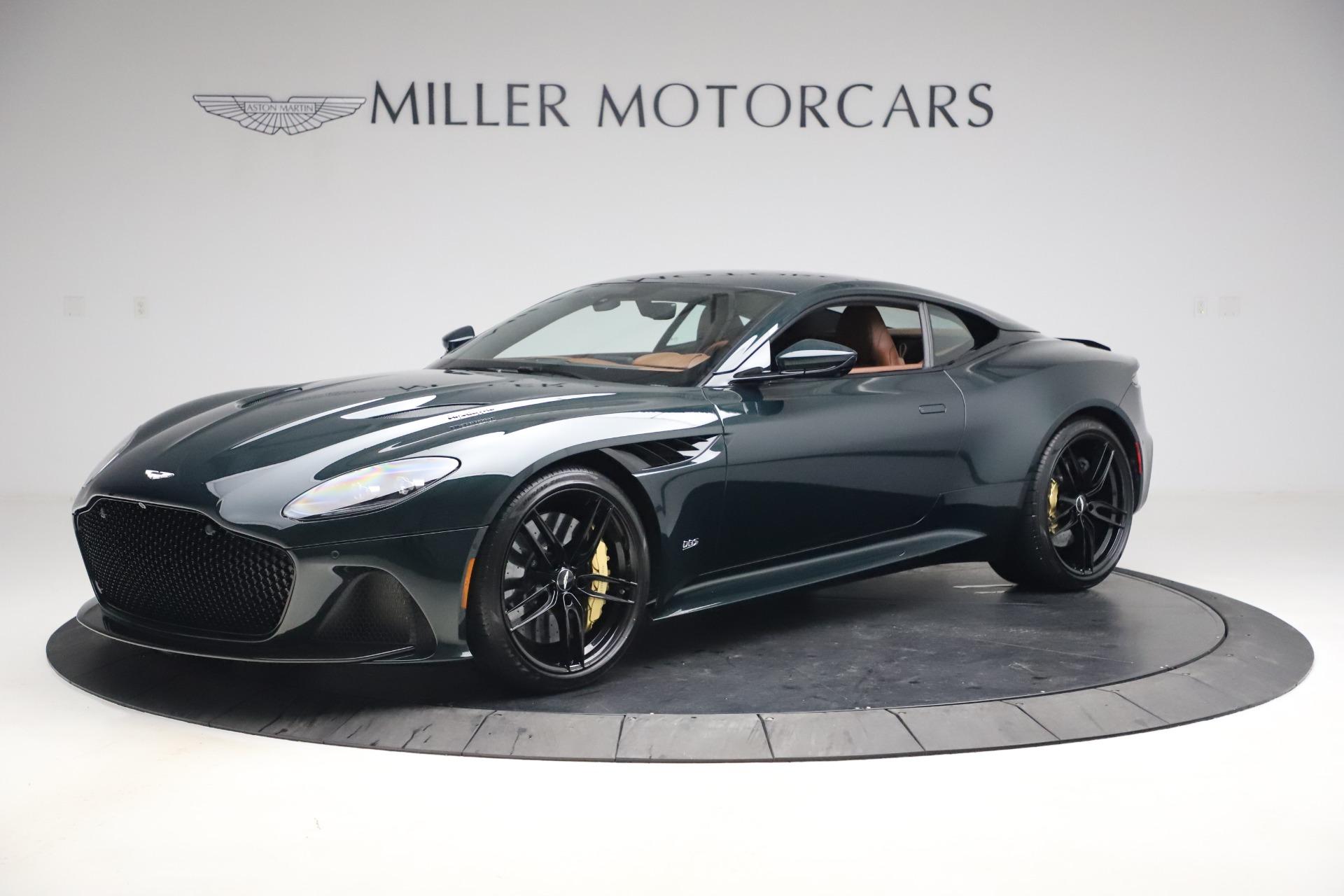 Used 2020 Aston Martin DBS Superleggera for sale $295,900 at Bugatti of Greenwich in Greenwich CT 06830 1