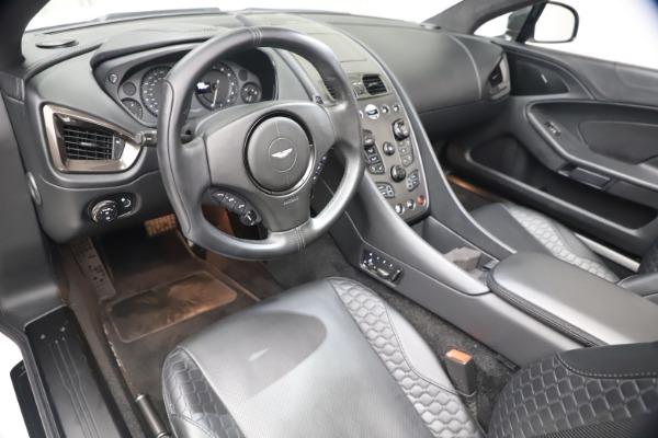 Used 2015 Aston Martin Vanquish Volante for sale $139,900 at Bugatti of Greenwich in Greenwich CT 06830 19