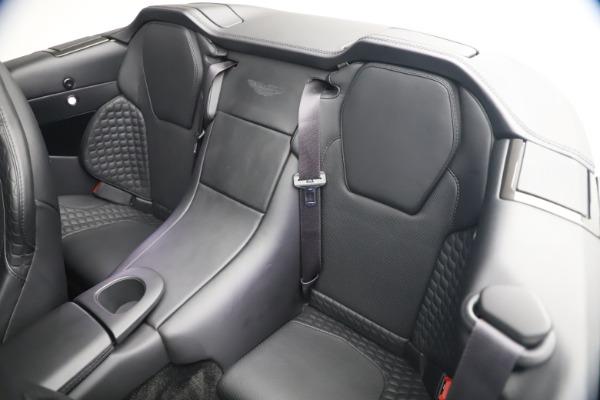 Used 2015 Aston Martin Vanquish Volante for sale $139,900 at Bugatti of Greenwich in Greenwich CT 06830 25