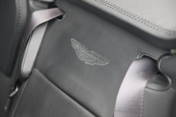 Used 2015 Aston Martin Vanquish Volante for sale $139,900 at Bugatti of Greenwich in Greenwich CT 06830 26