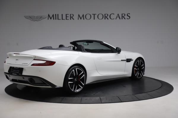 Used 2015 Aston Martin Vanquish Volante for sale $139,900 at Bugatti of Greenwich in Greenwich CT 06830 7