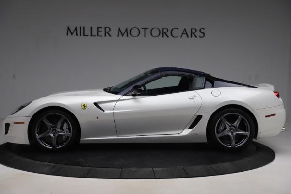 Used 2011 Ferrari 599 SA Aperta for sale $1,379,000 at Bugatti of Greenwich in Greenwich CT 06830 12