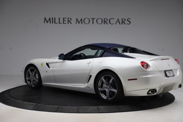 Used 2011 Ferrari 599 SA Aperta for sale $1,379,000 at Bugatti of Greenwich in Greenwich CT 06830 13